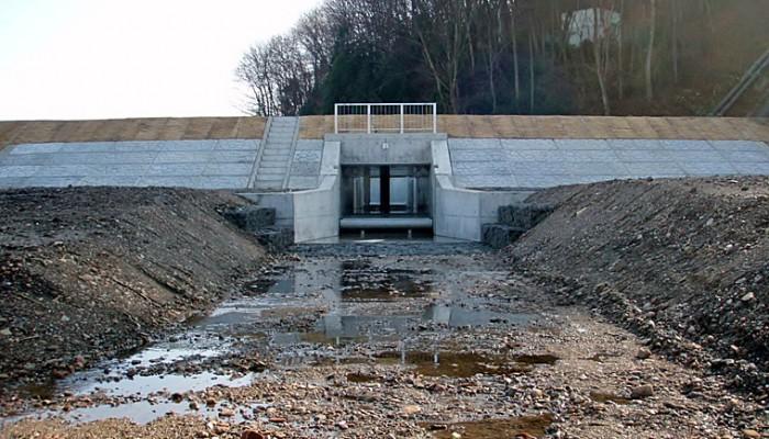 県単河川改良工事(K147-10)