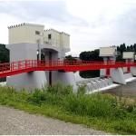 立花地区 ため池等整備(河川対応)工事00105-K01