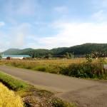 赤川作業風景1