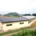 餅田太陽光発電所2