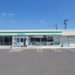 ファミリーマート大館片山三丁目店新築工事
